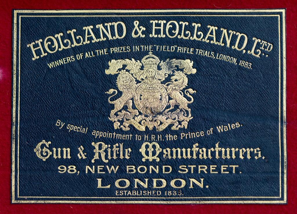Holland & Holland Royal ©BRAUCHITSCH