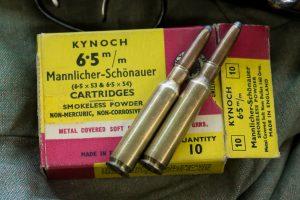 6,5x54 Kynoch Ammunition
