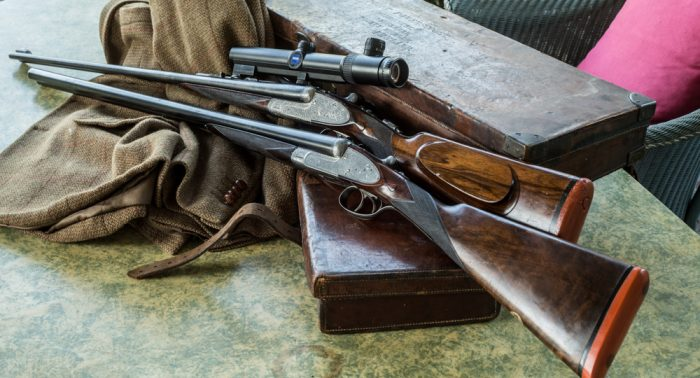 Holland & Holland Royal Hammerless DR + DG. ©Hunting-Heritage/Brauchitsch
