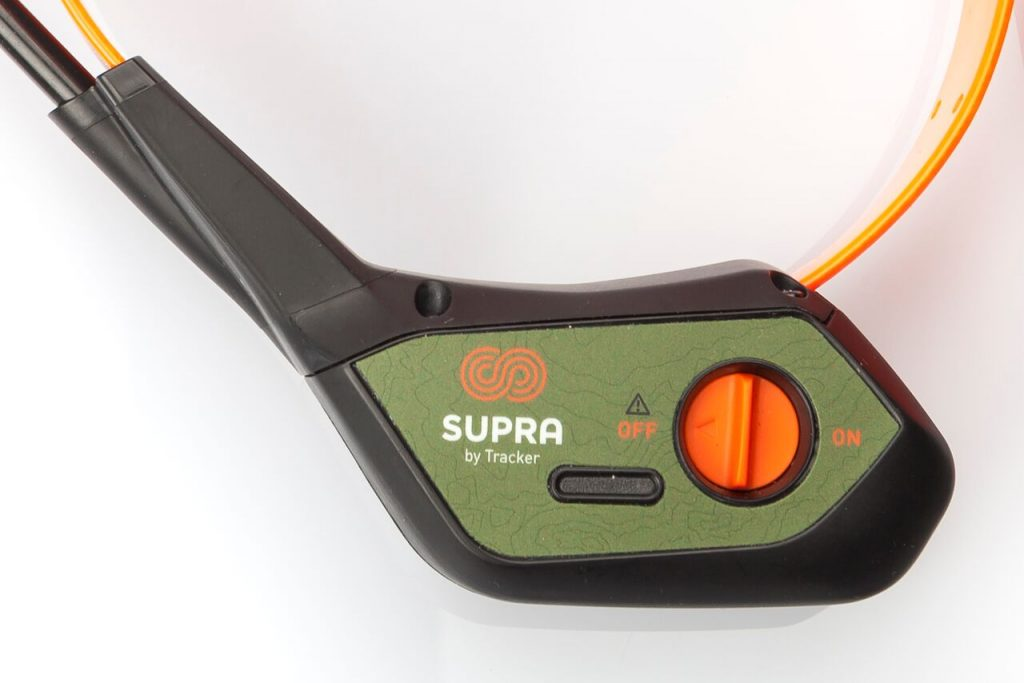 Tracker Supra©Tracker-fi