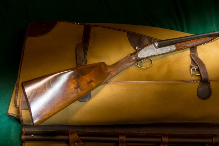 H & H Royal with Cross Over Stock ©Hunting-Heritage/Brauchitsch