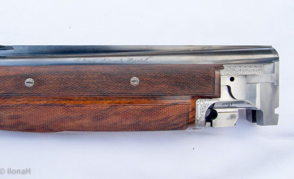 FN B25 Express, Courtesy of JJ De Smedt
